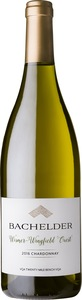 Bachelder Chardonnay Wismer Wingfield Ouest 2016, Twenty Mile Bench, Niagara Peninsula Bottle