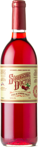 Shrugging Doctor Cherry Wine Jewel Of Pembina Valley 2018 Bottle