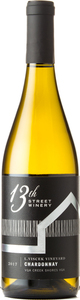 13th Street Chardonnay L. Viscek Vineyard 2017, Creek Shores Bottle