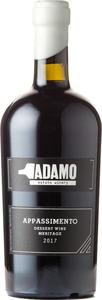 Adamo Appassimento Dessert Wine Meritage 2017, Niagara Peninsula (500ml) Bottle
