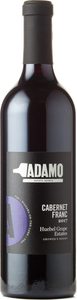 Adamo Cabernet Franc Huebel Grape Estates 2017, Niagara On The Lake Bottle