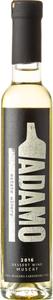 Adamo Muscat Dessert Wine 2016, Niagara Lakeshore (200ml) Bottle