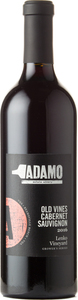 Adamo Old Vines Cabernet Sauvignon Lenko Vineyard 2016, Beamsville Bench Bottle