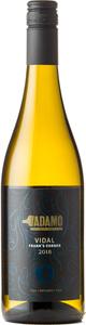 Adamo Vidal Frank's Corner 2018 Bottle