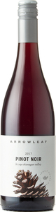 Arrowleaf Pinot Noir 2017, Okanagan Valley Bottle