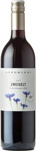 Arrowleaf Zweigelt 2017, Okanagan Valley Bottle