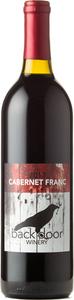 Back Door Cabernet Franc 2017, Okanagan Valley Bottle