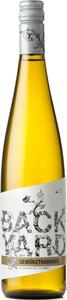 Backyard Vineyards Gewurtztraminer 2017 Bottle