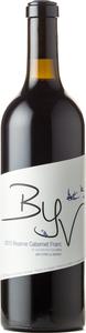 Backyard Vineyards Reserve Cabernet Franc 2015 Bottle