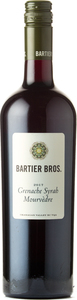 Bartier Bros. Grenache Syrah Mourvedre 2017, Okanagan Valley Bottle