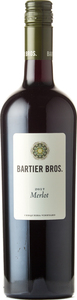 Bartier Bros. Merlot Cerqueira Vineyard 2017, Okanagan Valley Bottle