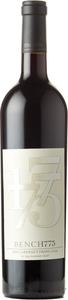 Bench 1775 Cabernet Franc Cl214 2015, BC VQA Okanagan Valley Bottle