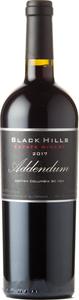 Black Hills Addendum 2017, Okanagan Valley Bottle