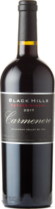 Black Hills Carmenere 2017, BC VQA Okanagan Valley Bottle