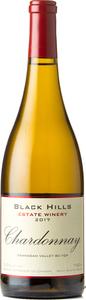 Black Hills Chardonnay 2017, Okanagan Valley Bottle