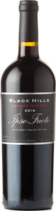 Black Hills Ipso Facto 2016, Okanagan Valley Bottle