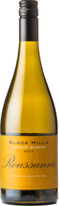 Black Hills Roussanne 2017, Okanagan Valley Bottle