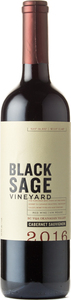 Black Sage Cabernet Sauvignon 2016, Okanagan Valley Bottle