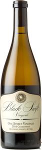 Black Swift Oak Street Vineyard Chardonnay 2016, Okanagan Valley Bottle