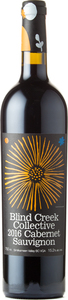 Blind Creek Collective Cabernet Sauvignon 2016, Similkameen Valley Bottle