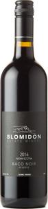 Blomidon Baco Noir Reserve 2016 Bottle