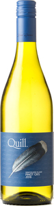 Blue Grouse Quill Pinot Gris 2018, Vancouver Island Bottle