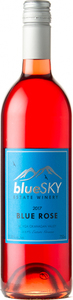 Blue Sky Blue Rosé 2017, Okanagan Valley Bottle