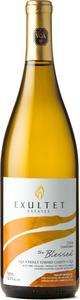 Exultet Estates The Blessed Chardonnay 2016, Prince Edward County Bottle