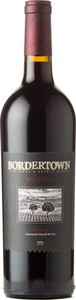 Bordertown Merlot Reserve 2016, Okanagan Valley Bottle