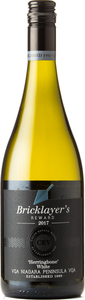 Bricklayer's Reward Herringbone White 2017 Bottle
