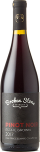 Broken Stone Pinot Noir 2017, Prince Edward County Bottle