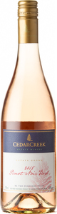 CedarCreek Estate Pinot Noir Rosé 2018, Okanagan Valley Bottle