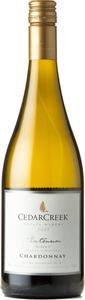 CedarCreek Platinum Chardonnay Block 5 2017, Okanagan Valley Bottle
