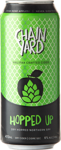 Chain Yard Hopped Up (473ml) Bottle