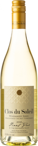 Clos Du Soleil Pinot Gris Whispered Secret Vineyard 2018, Similkameen Valley Bottle