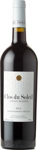 Clos Du Soleil Reserve Red 2014, Similkameen Valley Bottle