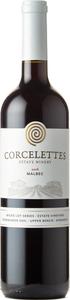 Corcelettes Malbec Micro Lot Series Estate Vineyard 2016, Similkameen Valley Bottle