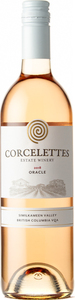 Corcelettes Oracle Ladyhawke Vineyard Rosé 2018, Similkameen Valley Bottle