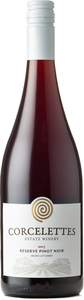 Corcelettes Reserve Pinot Noir 2017, Similkameen Valley Bottle
