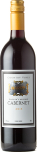 Country Vines Hogler's Reserve Cabernet 2015, Okanagan Valley Bottle