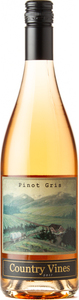 Country Vines Pinot Gris 2017, Fraser Valley Bottle