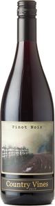 Country Vines Pinot Noir 2016, Okanagan Valley Bottle