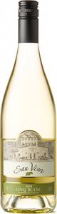 Eauvivre Cinq Blanc 2018, Okanagan Valley Bottle