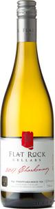 Flat Rock Cellars Chardonnay 2017, Twenty Mile Bench Bottle