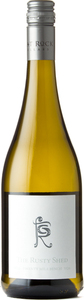 Flat Rock Cellars The Rusty Shed Chardonnay 2017, Twenty Mile Bench Bottle