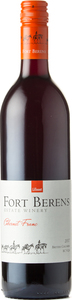 Fort Berens Cabernet Franc 2017, Lilloet Bottle