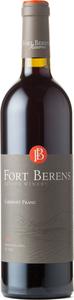 Fort Berens Cabernet Franc Reserve 2017, Lilloet Bottle