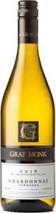 Gray Monk Chardonnay Unwooded 2018, Okanagan Valley Bottle