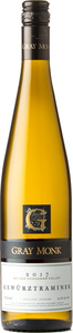 Gray Monk Gewurztraminer 2017, Okanagan Valley Bottle