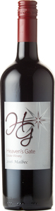 Heaven's Gate Estate Winery Malbec 2016, Okanagan Valley Bottle